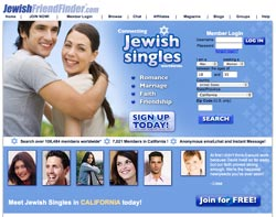 Jewish singles dating online